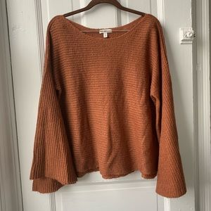 BP Sweater with Bell Sleeves
